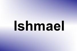 Ishmael name image