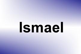 Ismael name image
