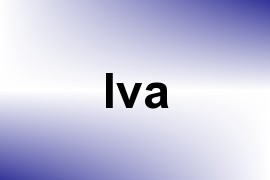 Iva name image