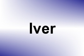 Iver name image