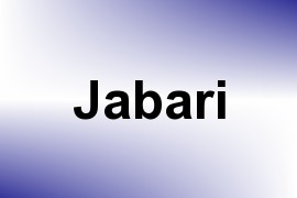 Jabari name image