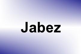 Jabez name image