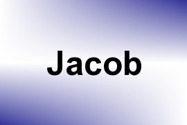 Jacob name image