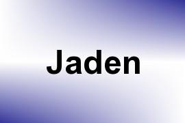 Jaden name image