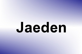 Jaeden name image