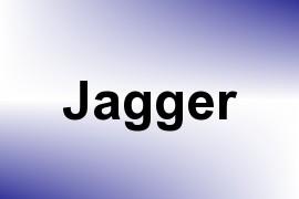 Jagger name image