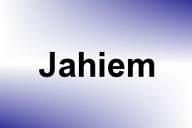 Jahiem name image