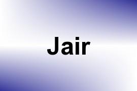 Jair name image