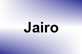 Jairo name image