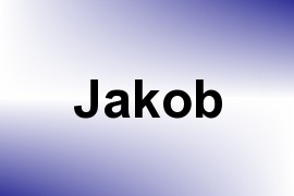 Jakob name image