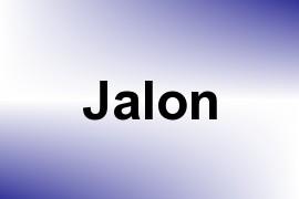 Jalon name image