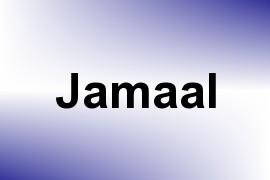 Jamaal name image