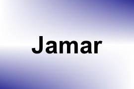 Jamar name image