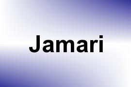 Jamari name image