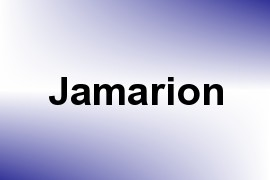Jamarion name image
