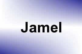 Jamel name image