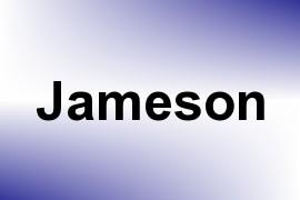 Jameson name image