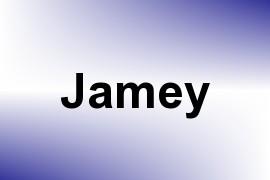Jamey name image