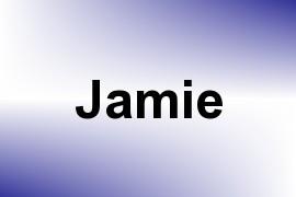 Jamie name image