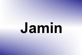 Jamin name image