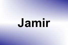 Jamir name image