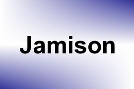 Jamison name image