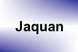 Jaquan name image