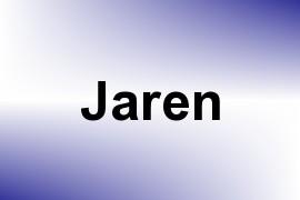 Jaren name image