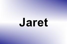 Jaret name image