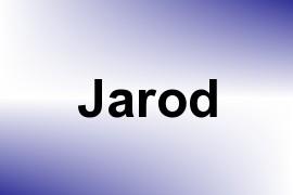 Jarod name image