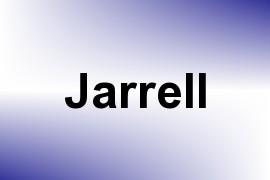 Jarrell name image