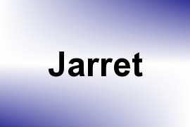 Jarret name image