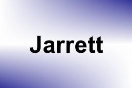 Jarrett name image