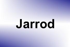 Jarrod name image