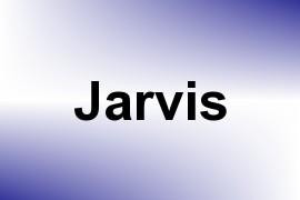 Jarvis name image