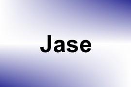Jase name image