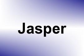 Jasper name image