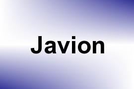 Javion name image
