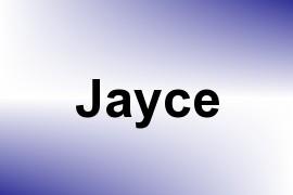 Jayce name image