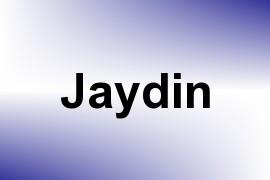 Jaydin name image
