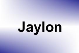 Jaylon name image