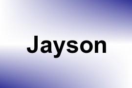 Jayson name image