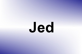 Jed name image