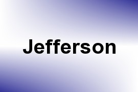 Jefferson name image