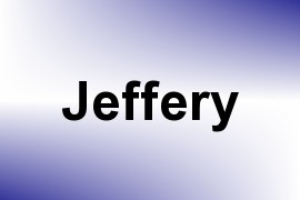 Jeffery name image