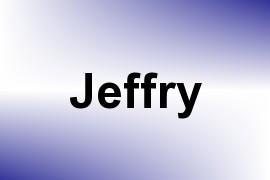 Jeffry name image