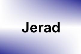 Jerad name image