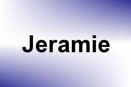Jeramie name image