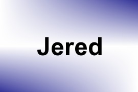 Jered name image