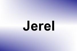 Jerel name image